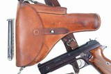 Gorgeous Swiss SIG, P49, Rig, High Polish, Military, holster and spare magazine, I-672 - 11 of 15