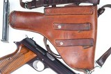 Gorgeous Swiss SIG, P49, Rig, High Polish, Military, holster and spare magazine, I-672 - 12 of 15