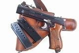 Gorgeous Swiss SIG, P49, Rig, High Polish, Military, holster and spare magazine, I-672 - 1 of 15