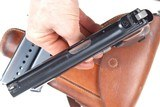 Gorgeous Swiss SIG, P49, Rig, High Polish, Military, holster and spare magazine, I-672 - 5 of 15