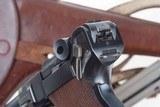 DWM 1900 Swiss Luger, Military, Cross in Sunburst, Holster, 936, I-593 - 8 of 15