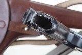 DWM 1900 Swiss Luger, Military, Cross in Sunburst, Holster, 936, I-593 - 14 of 15