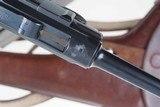 DWM 1900 Swiss Luger, Military, Cross in Sunburst, Holster, 936, I-593 - 11 of 15