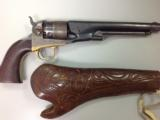 ARMY COLT 1860 .44 Matching Numbers w/Holster - 9 of 10
