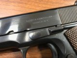 Ithaca Pistol 1911A1 Army .45ACP - 3 of 8