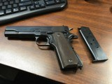 Ithaca Pistol 1911A1 Army .45ACP - 6 of 8