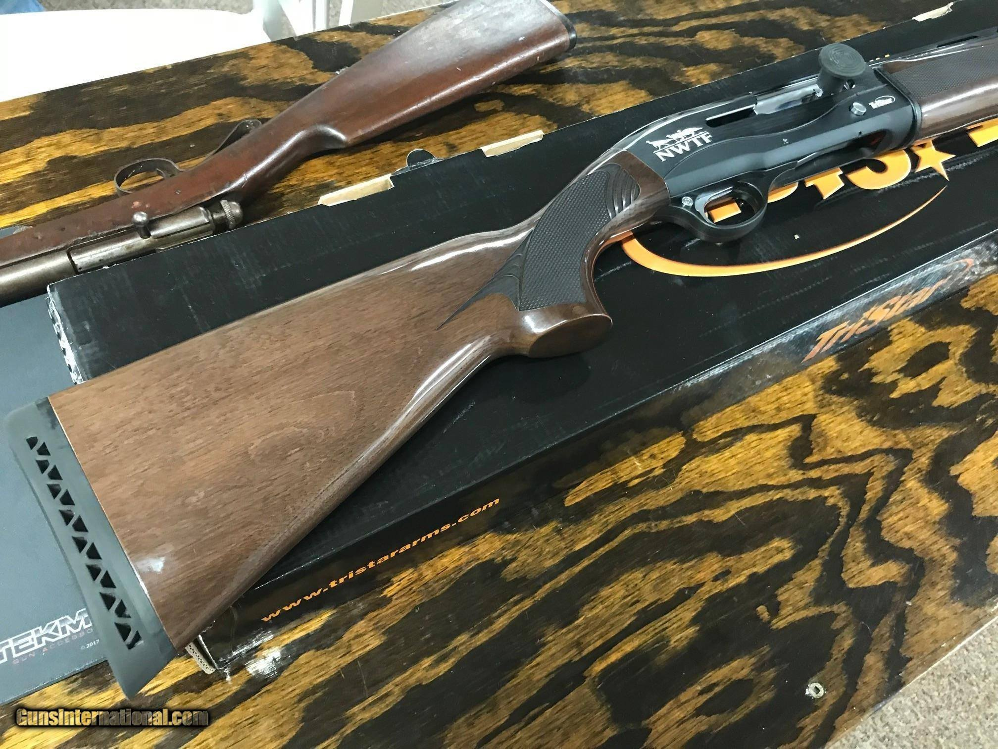 TriStar Shotgun Raptor NWTF for sale
