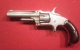 Marlin Standard 1873 .22 caliber revolver