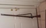 Springfield Civil War Musket 1863