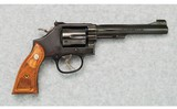 Smith & Wesson ~ Model 17-9 ~ .22 Long Rifle