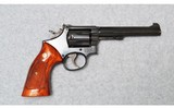 Smith & Wesson ~ Model 17-4 ~ .22 Long Rifle - 1 of 4