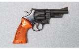 Smith & Wesson ~ Model 27-3 ~ .357 Magnum - 1 of 4