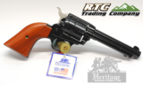Heritage Rough Rider Single Action Revolver 22 LR 4.75