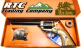 HERITAGE ROUGH RIDER22 LR / 22 MAGNUM combo Alloy frame- 5 of 5