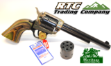 HERITAGE ROUGH RIDER22 LR / 22 MAGNUM combo Alloy frame- 1 of 5