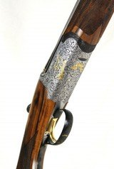 B. RIZZINI 50th ANNIVERSARY MODEL .20 GAUGE OVER/UNDER - 1 of 15
