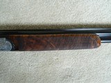 B. RIZZINI 50th ANNIVERSARY MODEL .20 GAUGE OVER/UNDER - 10 of 15