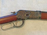 Taylor's Winchester 1892 357 magnum Take Down lever rifle.