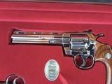Colt Nickel Diamondback & Python