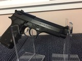 Good Condition Beretta 96FS 40 S&W Semi-Automatic Pistol With All Original Accouterments