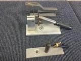 Black Powder Revolver Cylinder loaders