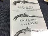 U.S. Martial Single Shot Pistols, 1776 to 1845
