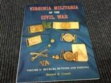Virginia Militaria of the Civil War