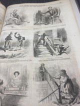 Original 1864 Issues of Frank Leslies Illustrated - 17 of 20