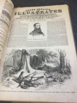 Original 1864 Issues of Frank Leslies Illustrated - 9 of 20