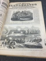 Original 1864 Issues of Frank Leslies Illustrated - 5 of 20