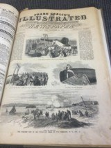 Original 1864 Issues of Frank Leslies Illustrated - 10 of 20