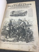 Original 1864 Issues of Frank Leslies Illustrated - 2 of 20