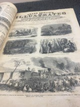 Original 1864 Issues of Frank Leslies Illustrated - 16 of 20