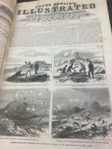 Original 1864 Issues of Frank Leslies Illustrated - 6 of 20