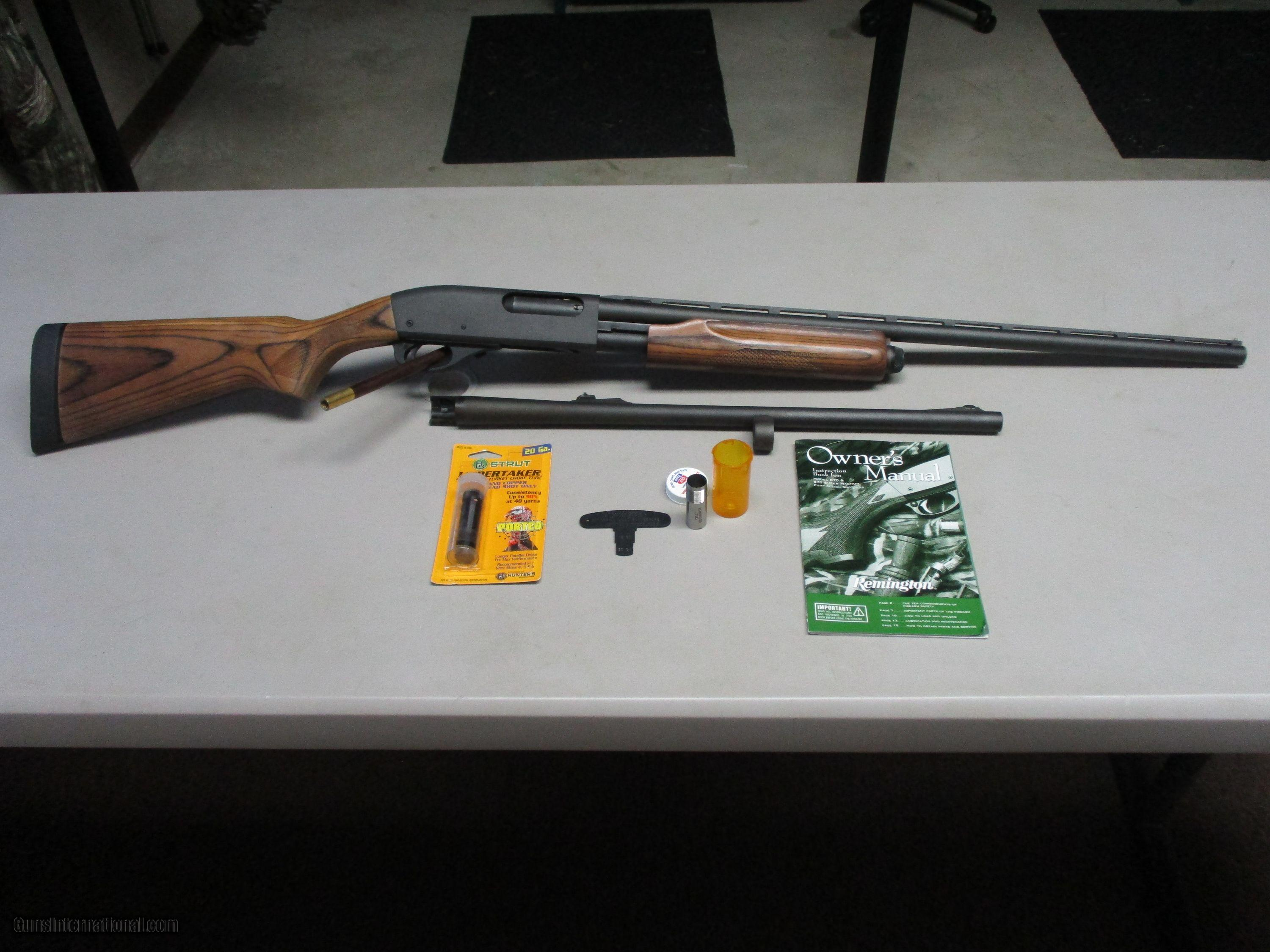remington 870 receiver serial number lookup