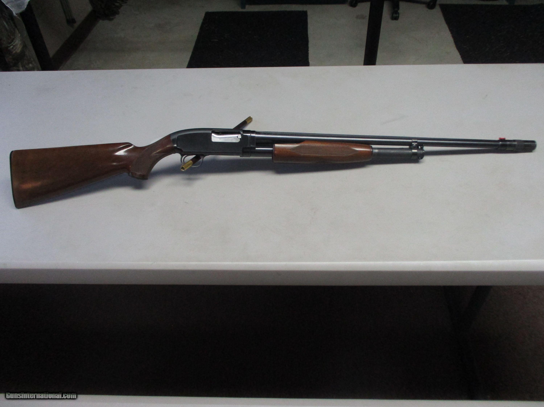 Winchester Model 12 Skeet Takedown 20-gauge w/poly-choke