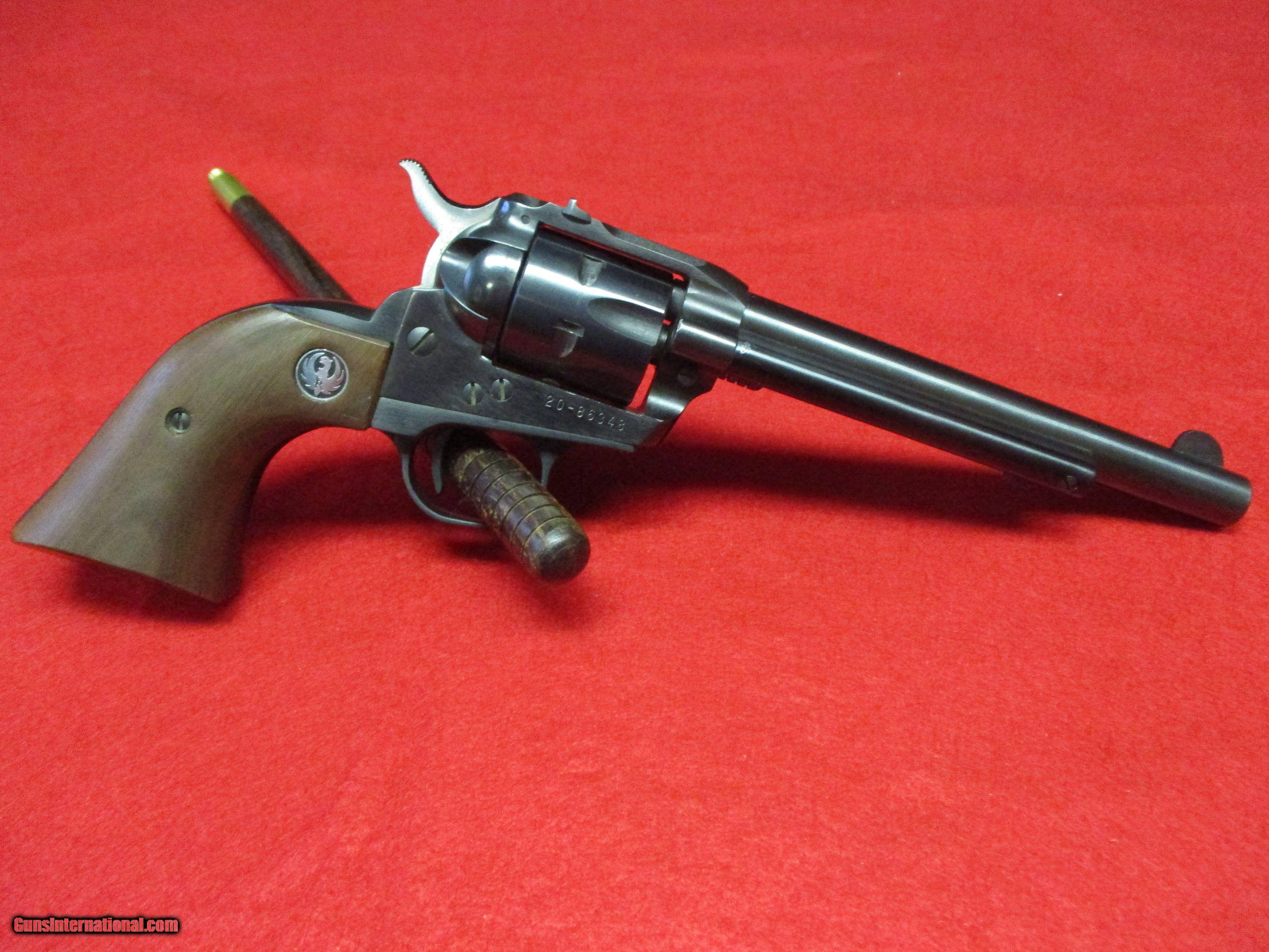 Ruger Old Model Single Six Parts