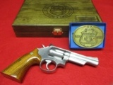 Smith & Wesson Model 66-2 .357 BATF Commemorative w/Presentation Case