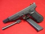 Glock G35 Gen 4 MOS Multi-cal. w/9mm Conversion Barrel, Compensator