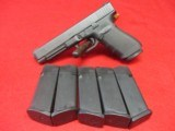 Glock G41 Gen 4 Tactical w/6 mags, Vickers Tactical Mods, Like New w/box