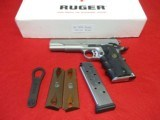 Ruger SR1911 Government .45 ACP Excellent Cond. w/box