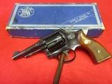S&W Model 10 Blued .38 SPL revolver 4-inch c.1961-62 w/Original Box!