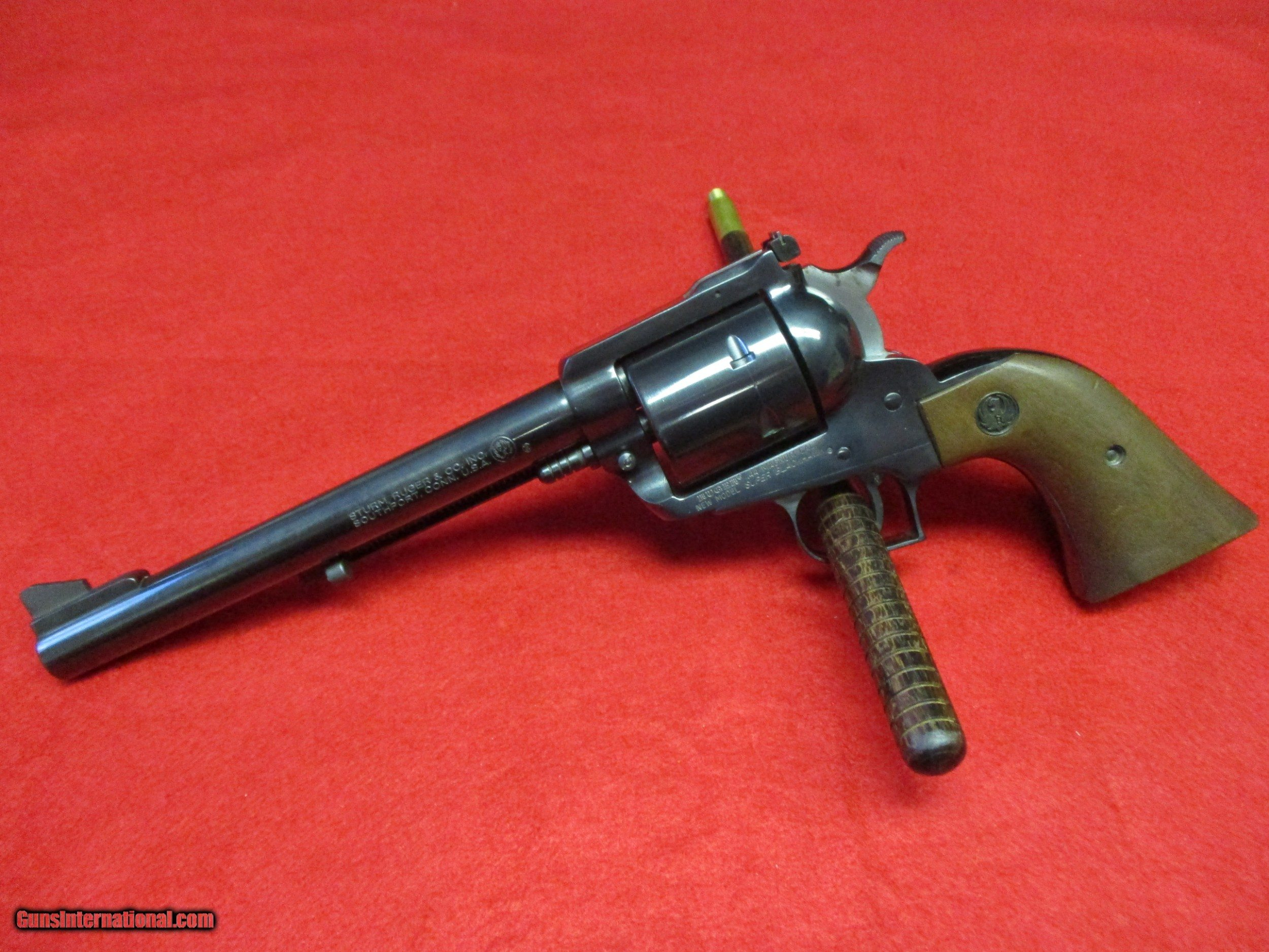 """Ruger Super Blackhawk 1976 New Model  44 Mag 7 5"""""""