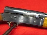 """Browning Lightweight Auto 5 12-gauge 26"""" Barrel Made in Belgium - 2 of 15"""