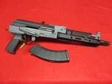 Romarm Draco Pistol 7.62x39 Custom Cerakote Like New