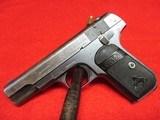 Colt Model 1903 Type III .32 ACP Made 1918