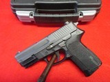 """Sig Sauer SP2022 9mm 3.9"""" 15+1 Excellent Cond. with Box"""