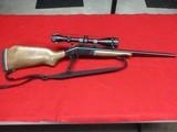 New England Firearms SB2 Handi-Rifle .223 Rem w/Simmons 4-12x40mm scope