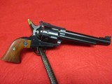 "Ruger Blackhawk 357 Magnum 6.5"" w/Box, manual"