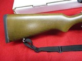 Ruger Mini-14 Stainless Ranch Rifle .223 w/Nikon ProStaff, box, 3 mags - 2 of 14
